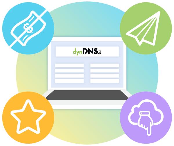 Come creare un account dynDNS.it? - dynDNS.it - DNS dinamico gratuito - Creazione Account dynDNS.it