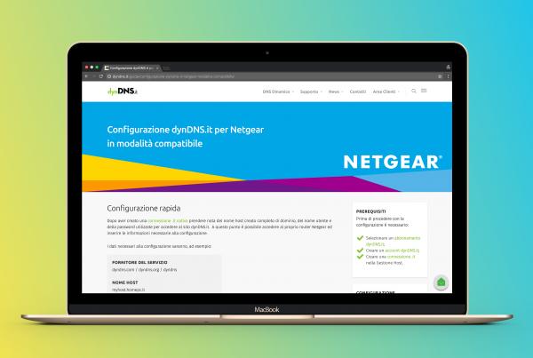 Online le nuove Guide di Configurazione - dynDNS.it - DNS dinamico gratuito